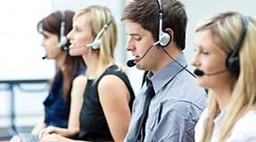 customer service is excellent call center