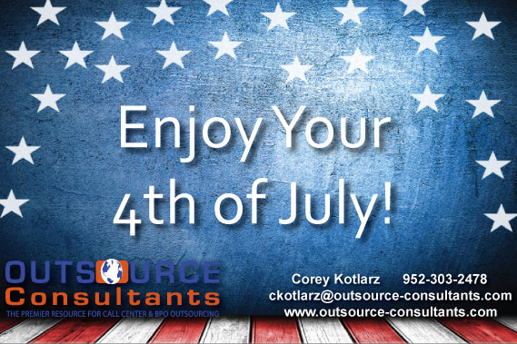 Enjoy Your 4th Of July!