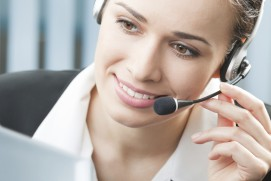 call-center-agent-smiling